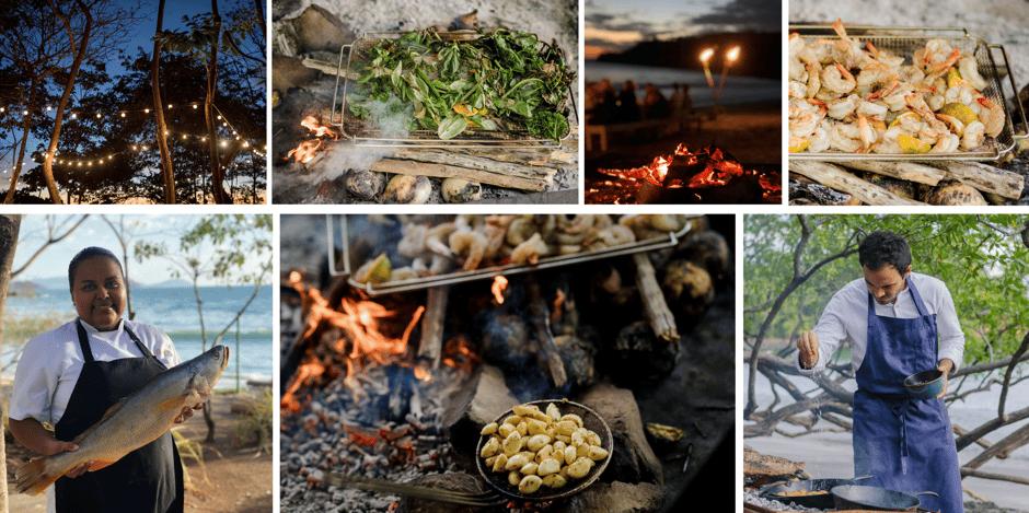Beach BBQ_LP collage